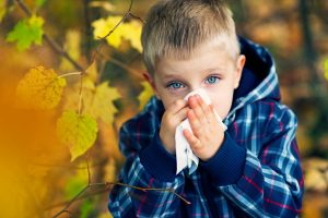 Common Childhood Illnesses During This Time of Year